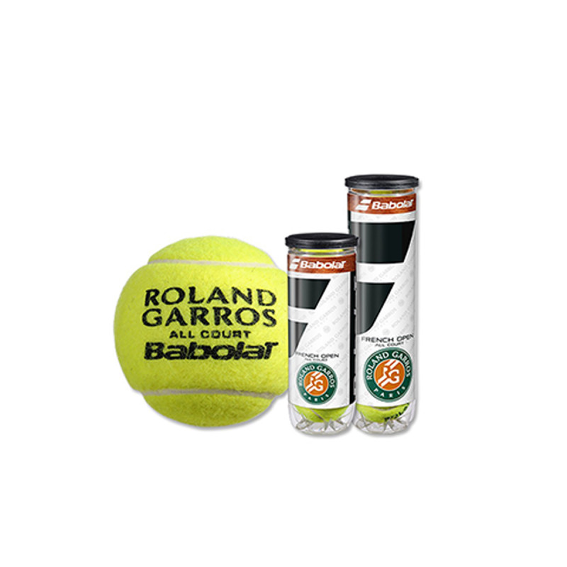 BABOLAT BALLS RG ALL COURT X 3