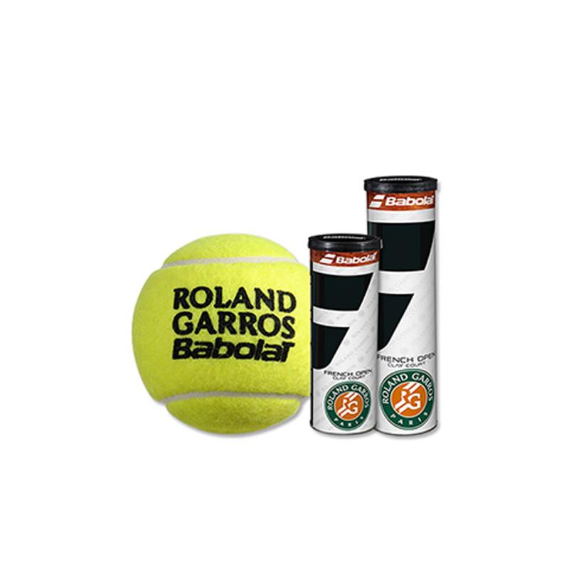 BABOLAT BALLS RG CLAY X 4