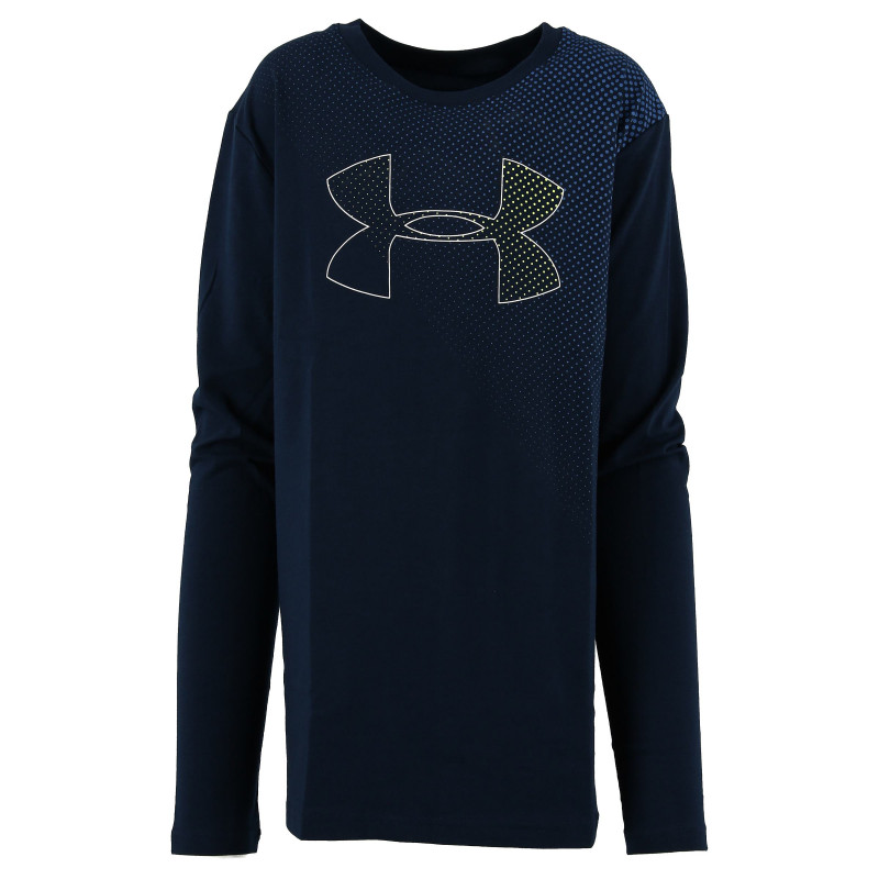 UNDER ARMOUR Halftone Branded LS T
