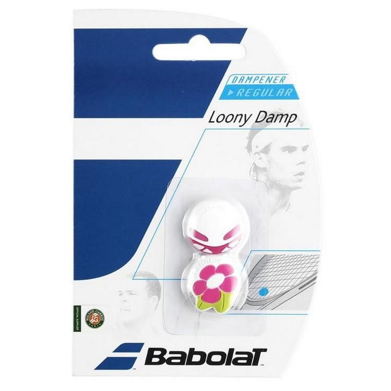 BABOLAT DAMPER LOONY DAMP X 2 BELO-PINK