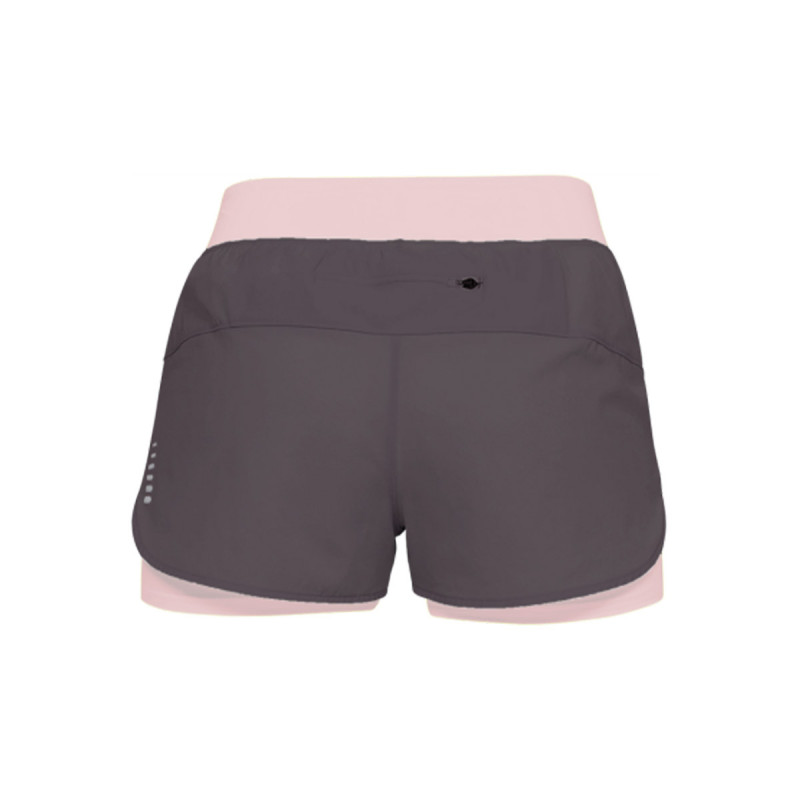 UNDER ARMOUR UA Qualifier SpeedPocket 2-in-1 Short