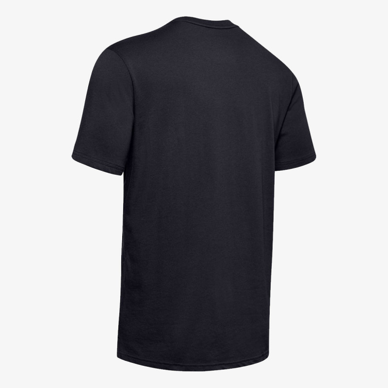 UNDER ARMOUR UNSTOPPABLE CAMO TEE