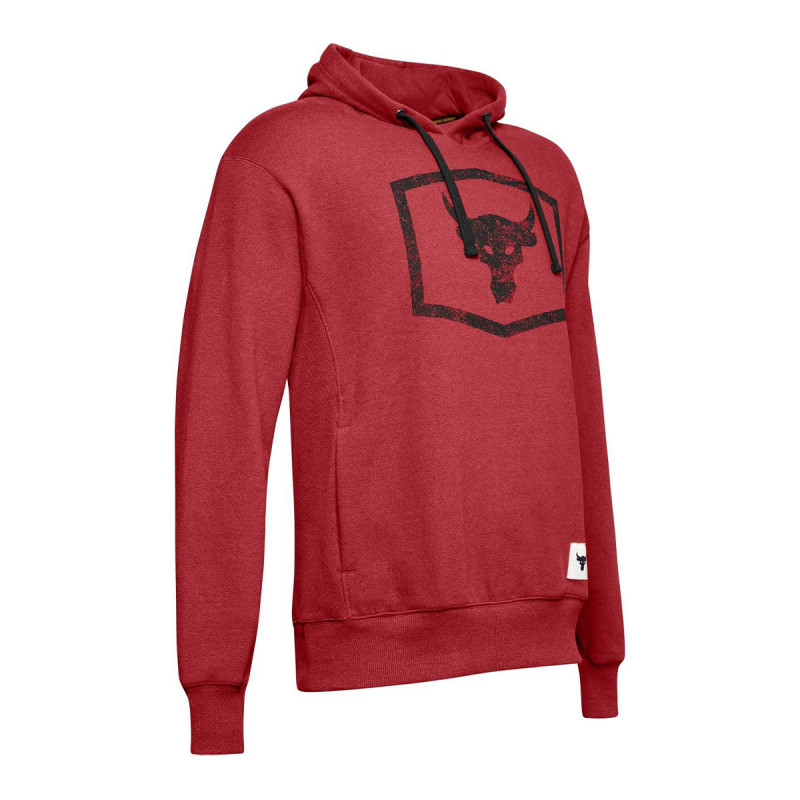 UNDER ARMOUR PROJECT ROCK WARMUP TOP