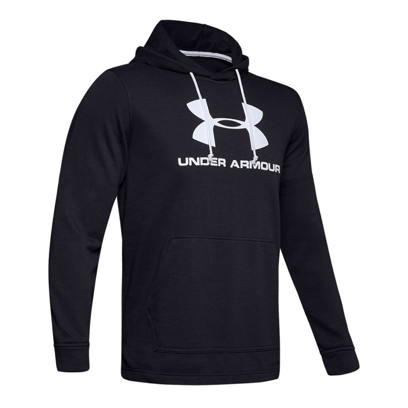 UNDER ARMOUR SPORTSTYLE TERRY LOGO HOODIE