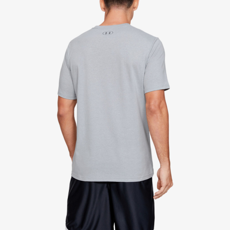 UNDER ARMOUR BASELINE TEE QRTLY MANTRA