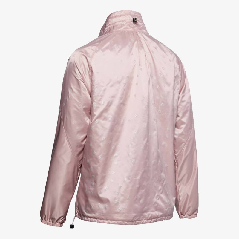 UNDER ARMOUR Athlete Recovery Woven Iridescent Jacket
