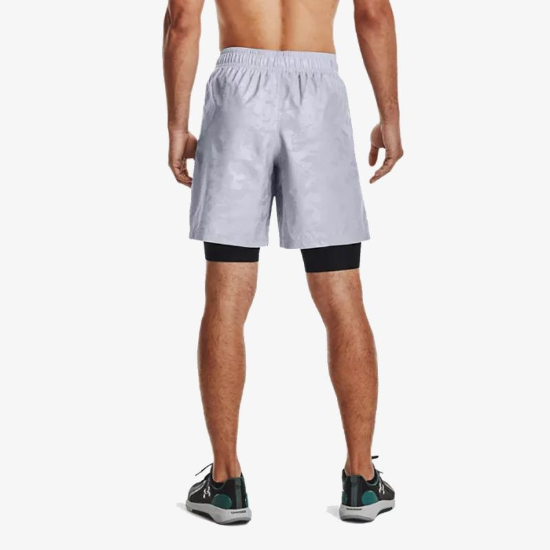 UNDER ARMOUR Under Armour Men's UA Woven Emboss Shorts