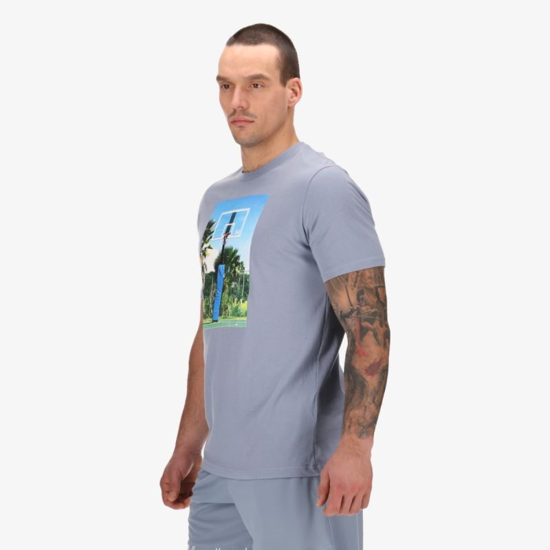 UNDER ARMOUR UA HOOPS SUMMER DAZE TEE