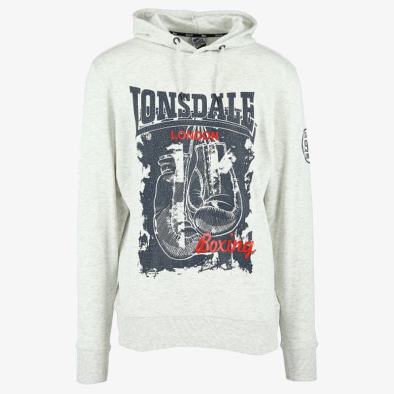 LONSDALE GLOVE S19 HOODY