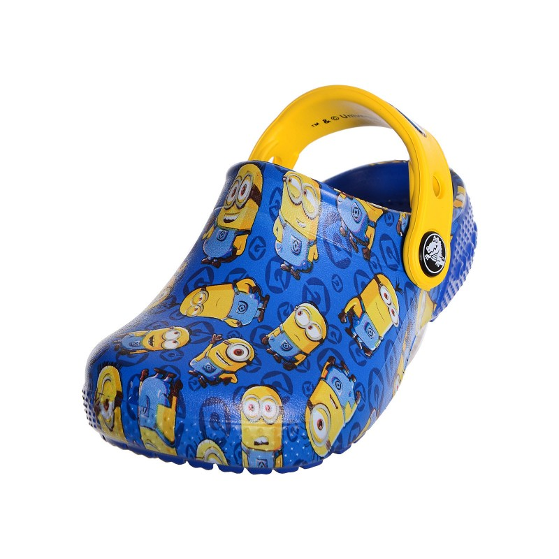 CROCS Kids' Crocs Fun Lab Minions™ Graphic Clo