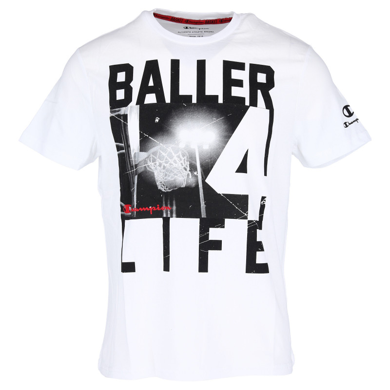 CHAMPION STREET BASKET 4 T-SHIRT