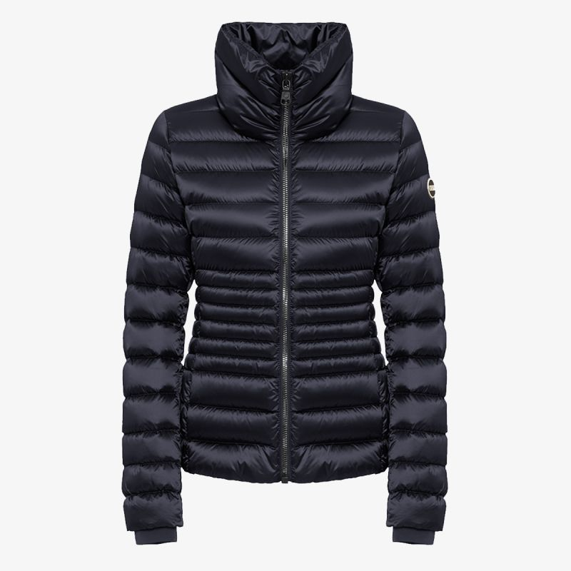 COLMAR Colmar GLOSSY DOWN JACKET WITH HIGH COLLAR