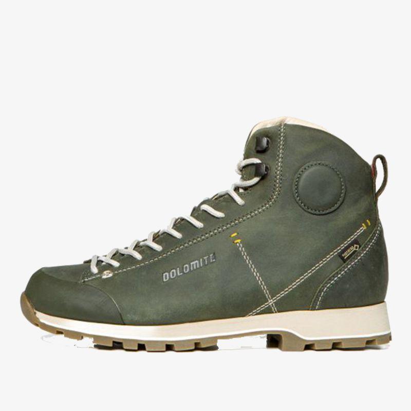 DOLOMITE DOL Shoe 54 High Fg GTX Ivy Green