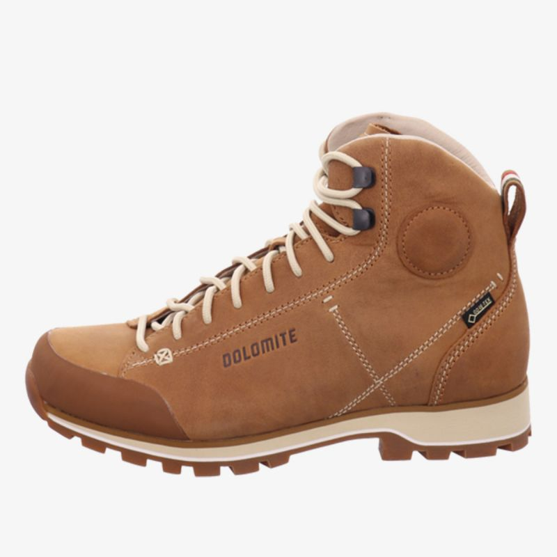 DOLOMITE DOL Shoe W's 54 High Fg GTX Ochre Yellow