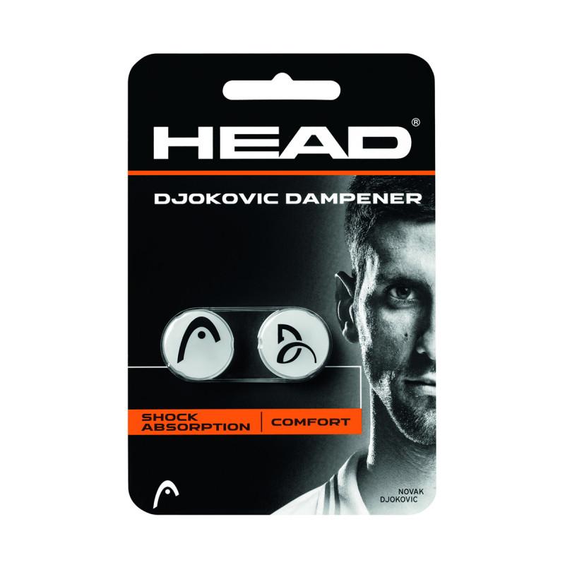 HEAD DJOKOVIC DAMPENER - VIBRASTOP PAKOVANJE