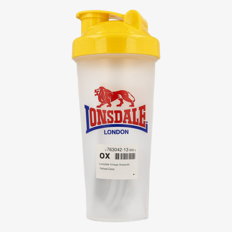 LONSDALE Lonsdale Vintage Shaker00 Charcoal/Clear