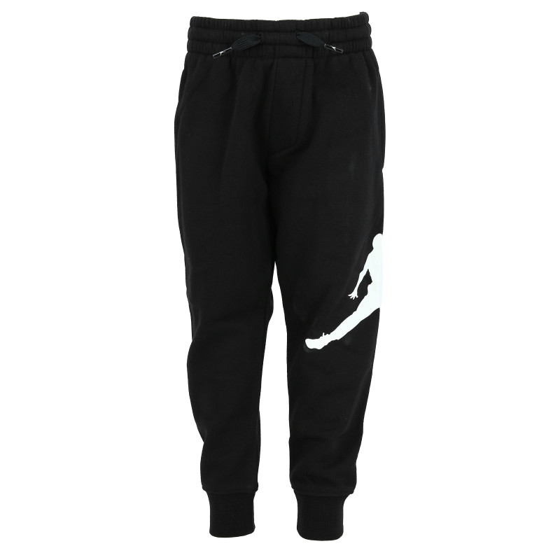 NIKE JDB JUMPMAN LOGO FLEECE PANT