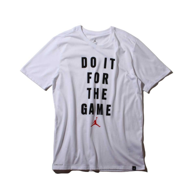 NIKE M JMTC FOR THE GAME VERBIAGE T