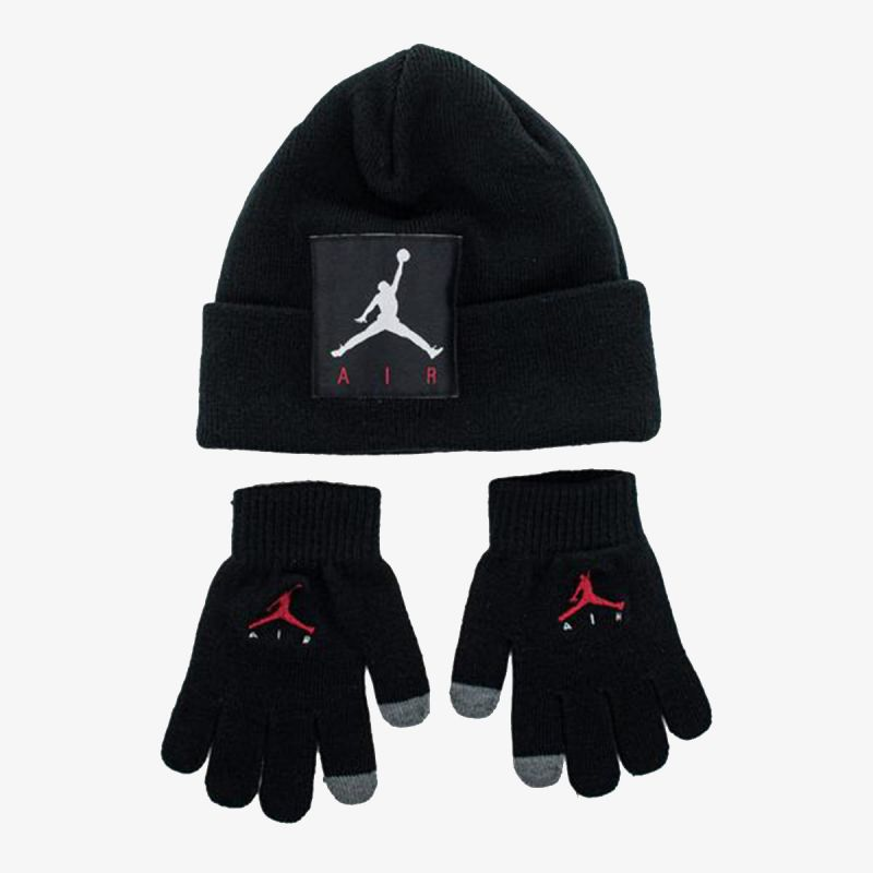 NIKE JORDAN JAN OFFSET PATCH BEANIE