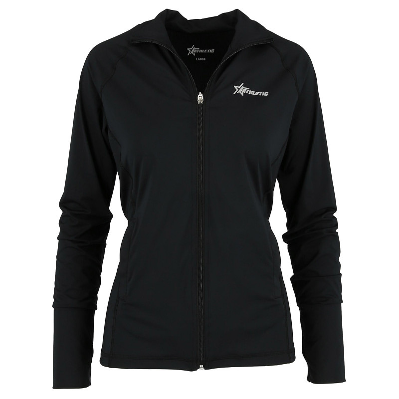 WOMAN FULL ZIP