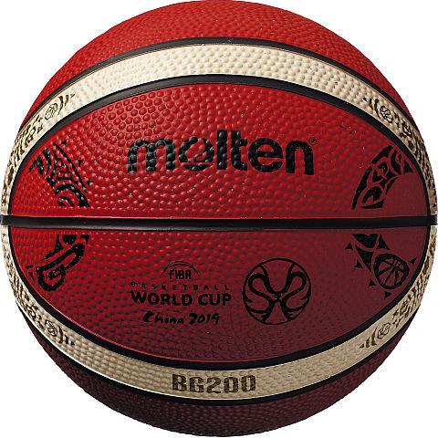 MOLTEN World Cup 2019 Basketball Replica Rubber