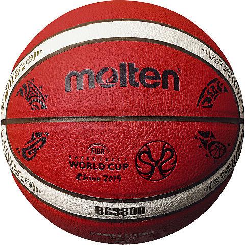 MOLTEN World Cup 2019 Basketball Replica Syntet
