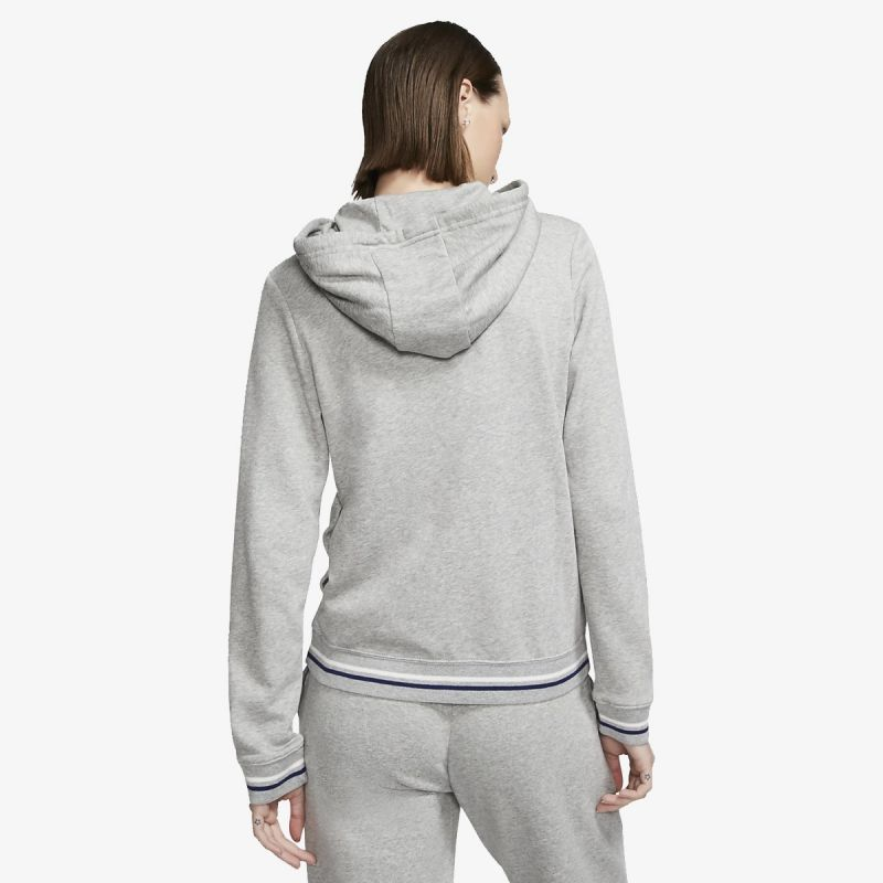 NIKE Nike W NSW HOODIE FZ FLC VRSTY