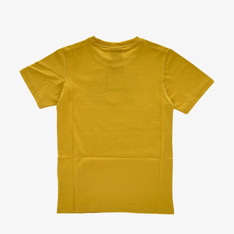 CHAMPION BOYS 4 LOGO T-SHIRT