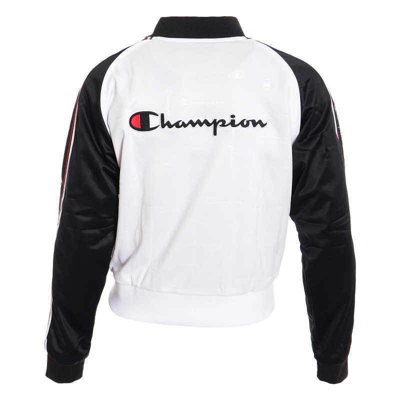 CHAMPION LADY URBAN STRIPE FULL  ZIP