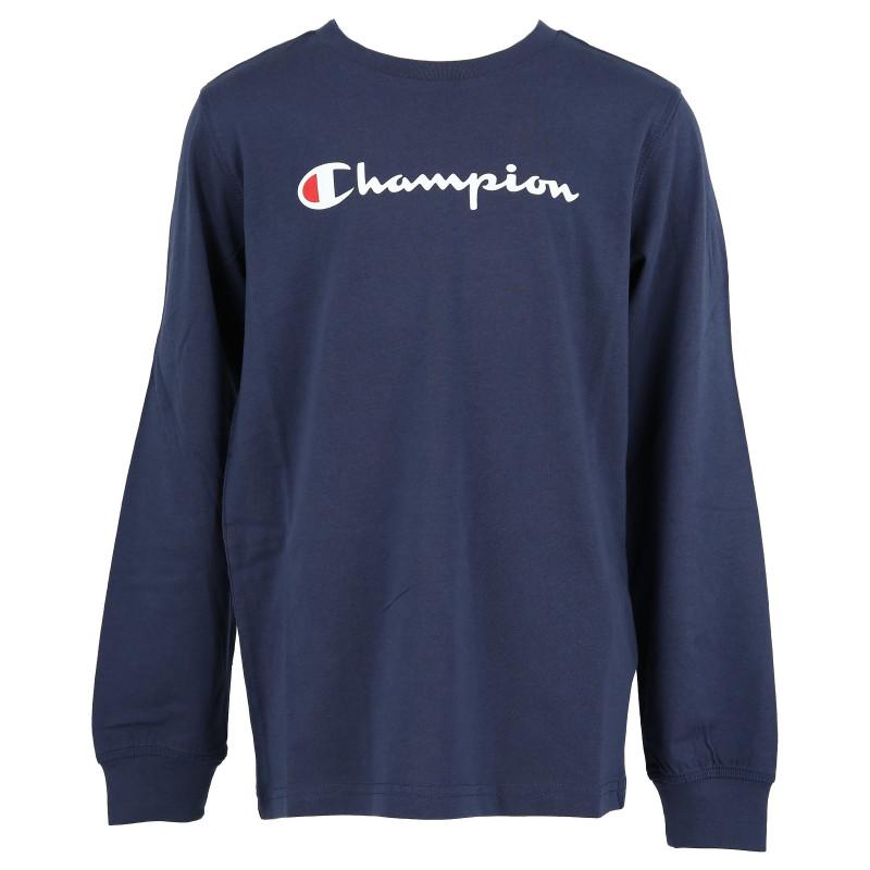 CHAMPION STRIPE LONG SLEEVE T-SHIRT