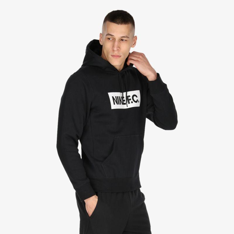NIKE Nike F.C. Men's Pullover Fleece Football Hoodie