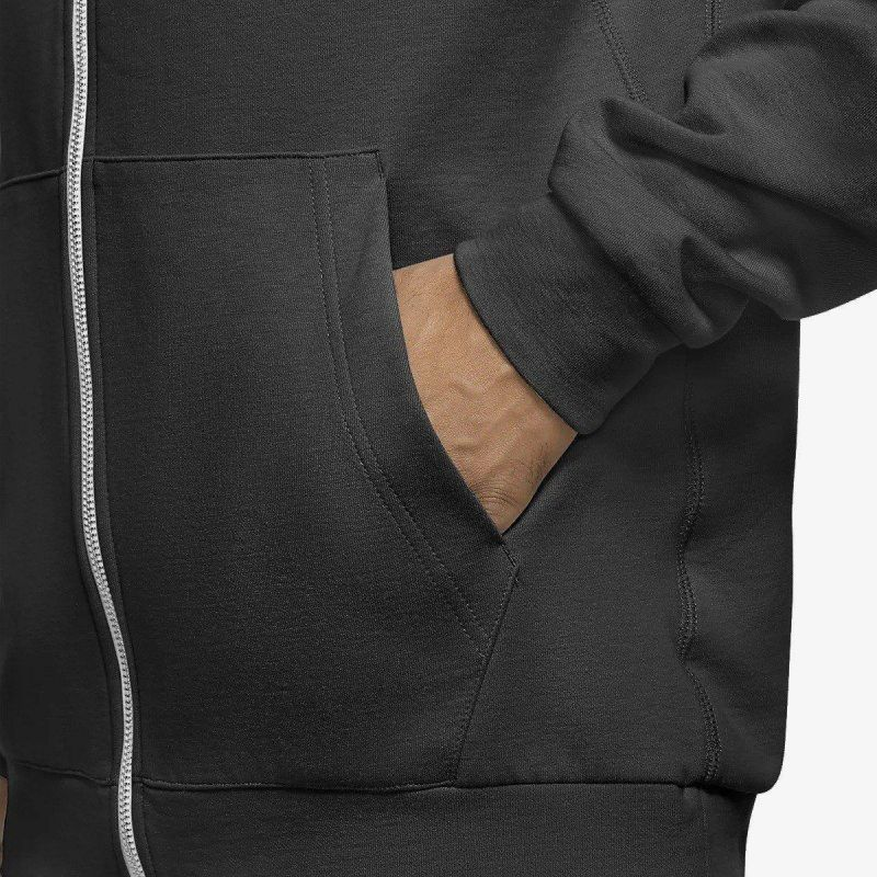 NIKE Sportswear Men's Full-Zip Fleece Hoodie