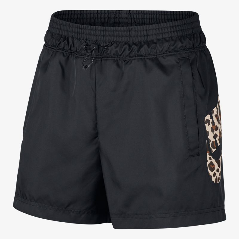 NIKE W NSW WVN PRNT PACK SHORT
