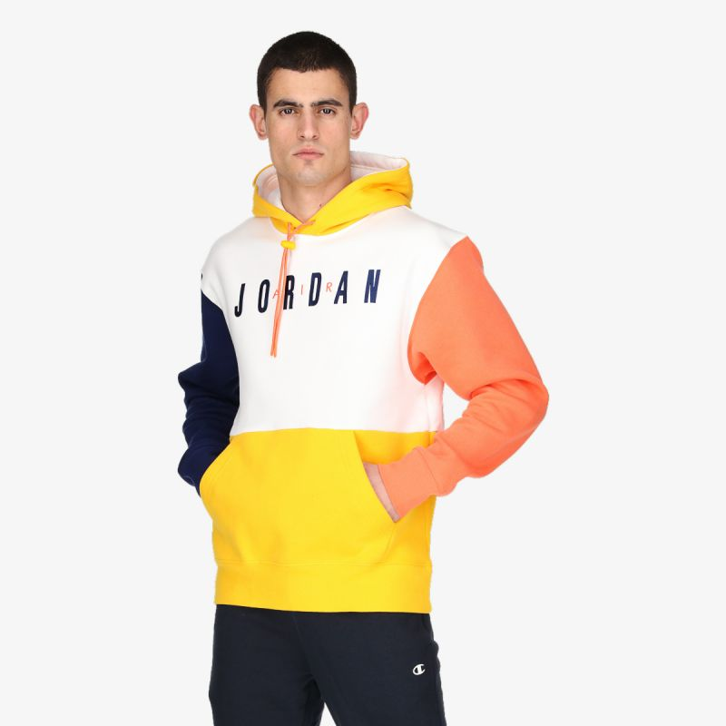 NIKE Nike Jordan Jumpman Air Fleece Hoodie