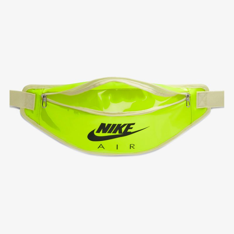 NIKE NK HERITAGE HIP PACK - CLEAR