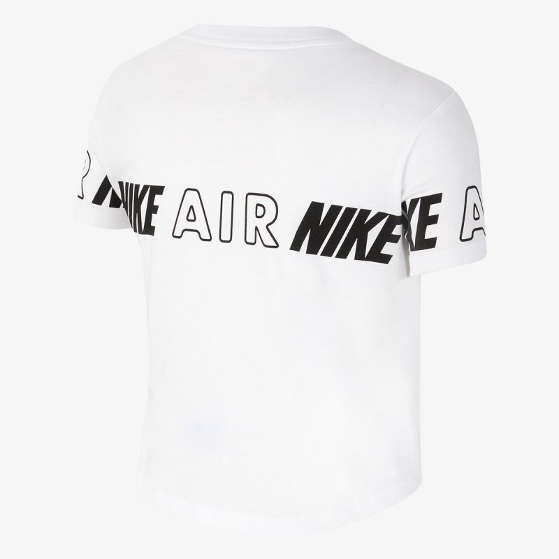 NIKE G NSW TEE CROP NIKE AIR TAPING