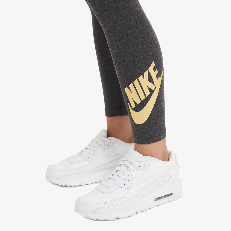 NIKE Nike Sportswear Big Kids' (Girls') Graphic Leggings