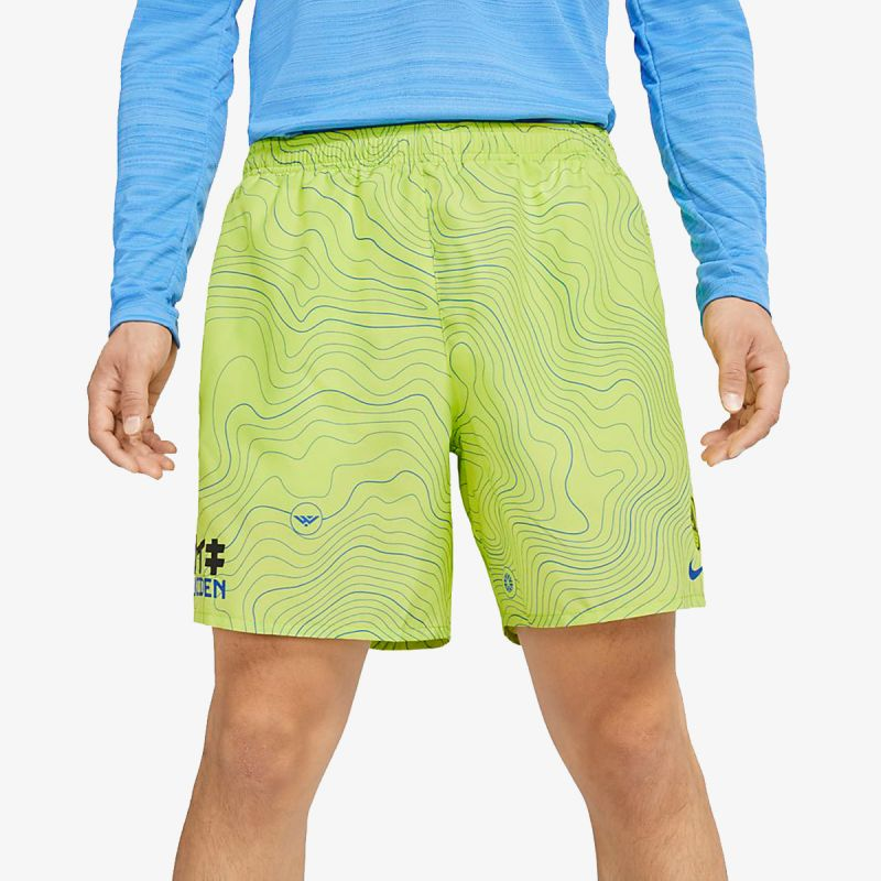 NIKE Nike Challenger Men's Brief-Lined Running Shorts