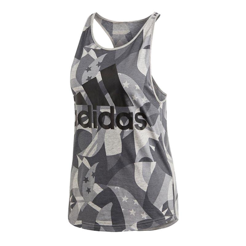 adidas W SID Tank AOP