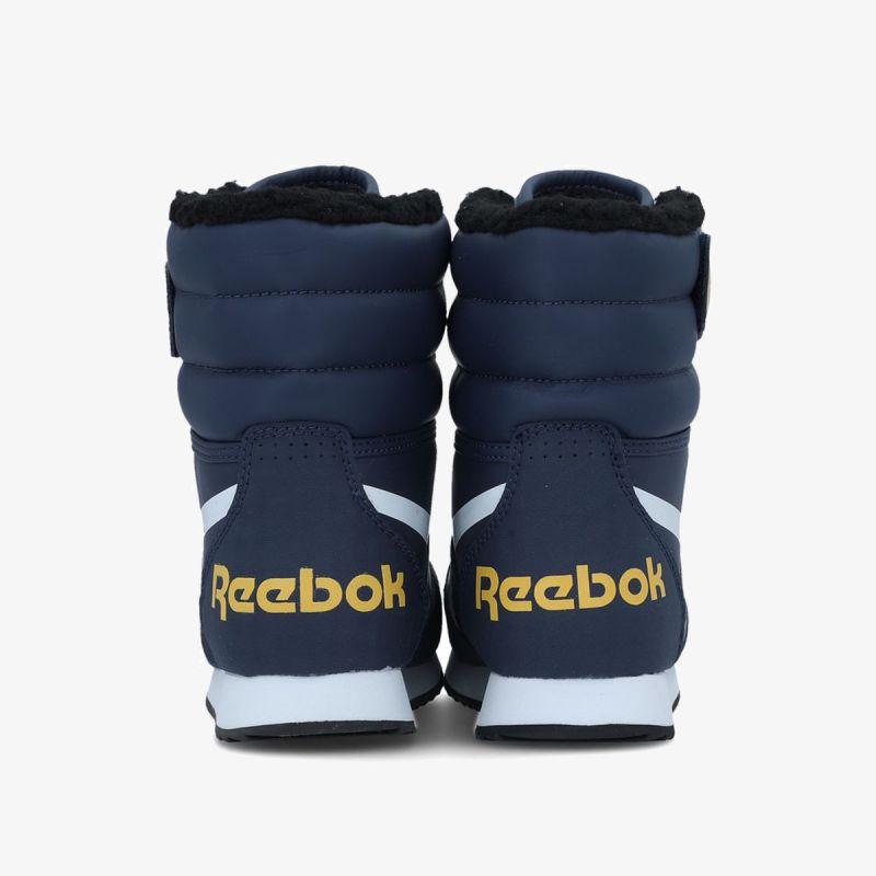 REEBOK REEBOK CL SNOW JOGG COLL NAVY/WHITE/GOLD