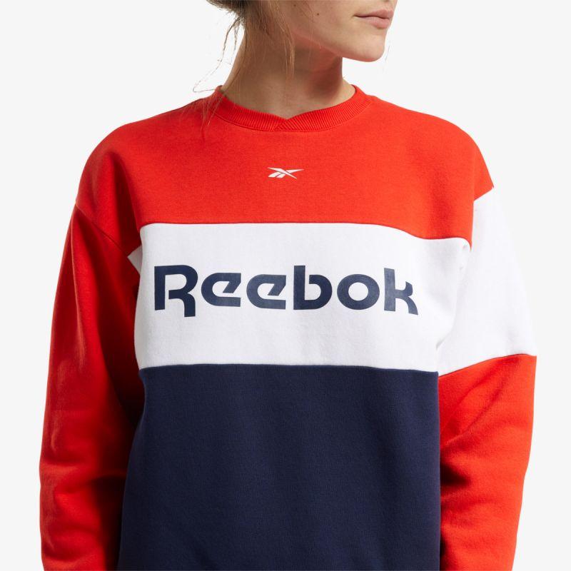 Reebok Linear Logo Crew TS