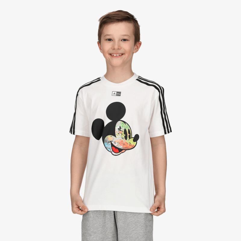 adidas Little Boys Disney Mickey Mouse Tee