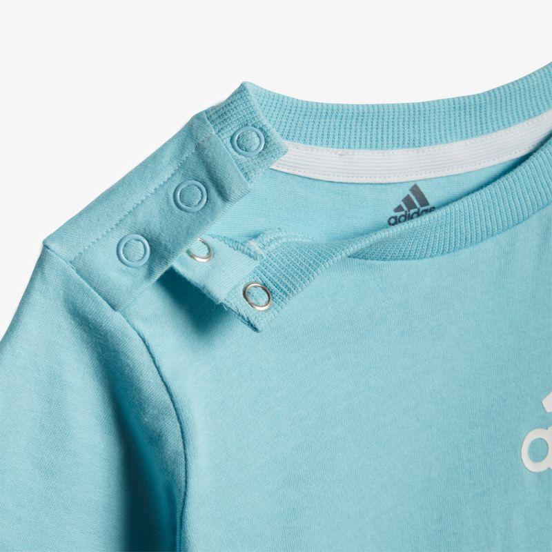 adidas adidas Infants BOS Logo Summer Set