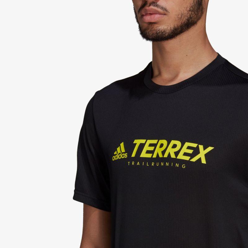 adidas adidas TERREX PRIMEBLUE TRAIL FUNCTIONAL LOGO TEE