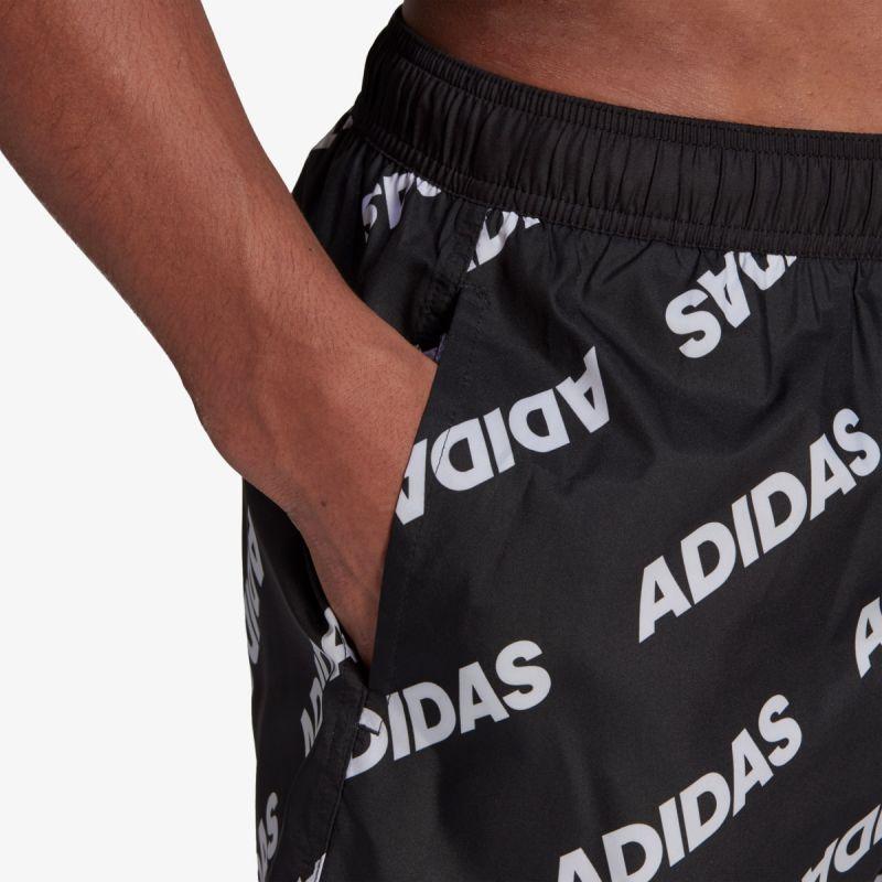 adidas adidas VERY SHORT LENGTH ADIDAS WORDING SWIM SHORT