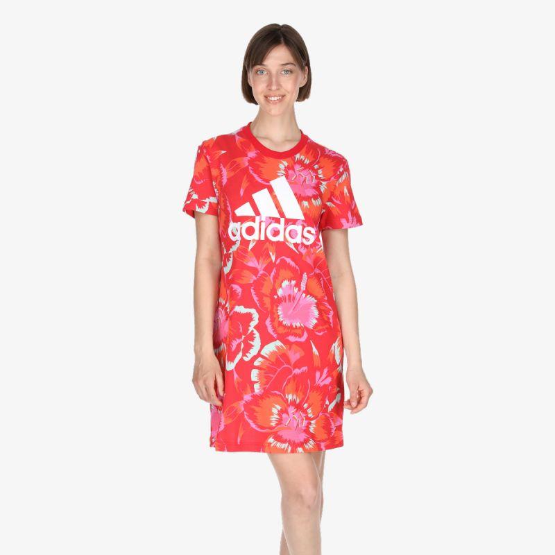 adidas adidas FARM FLORAL PRINT DRESS