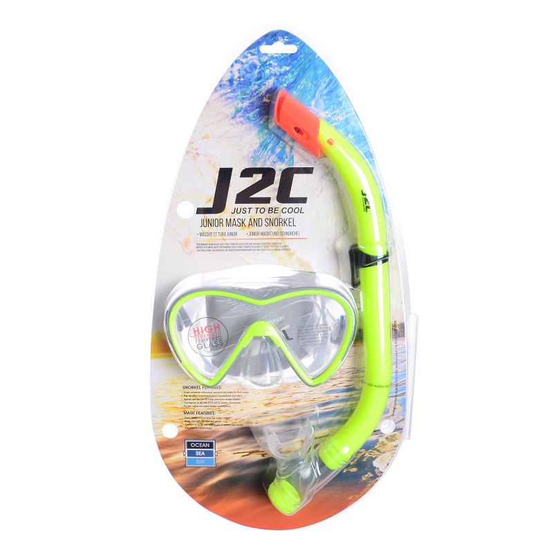 J2C SET MASK AND SNORKEL