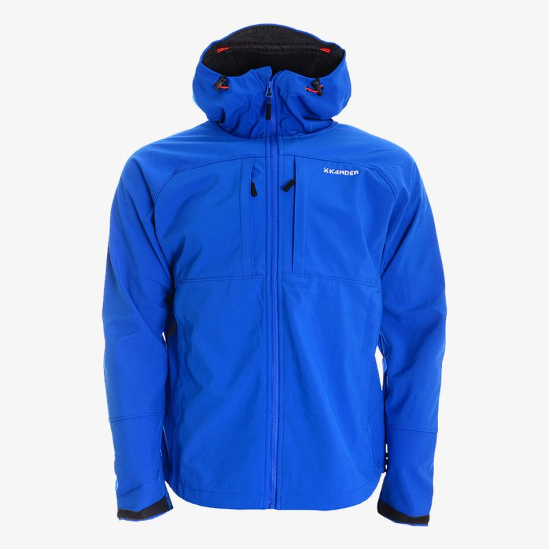 KANDER KANDER SOFT SHELL JACKET