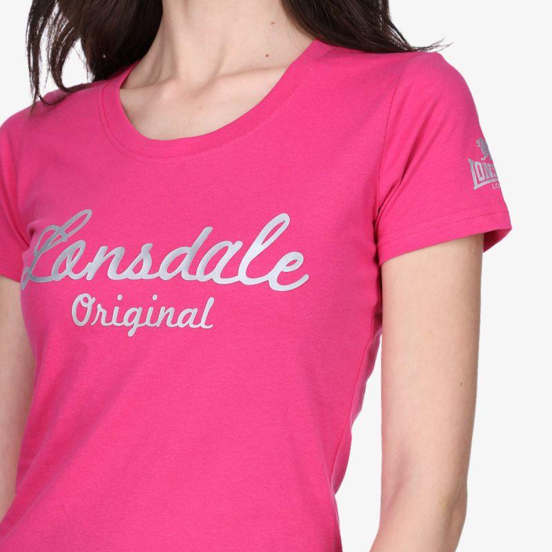 LONSDALE Lonsdale LNSD LOGO TEE W