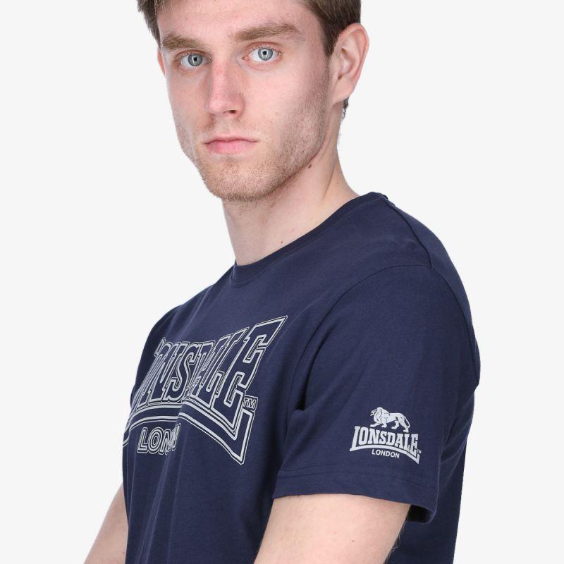 LONSDALE Muška majica kratkih rukava – lifestyle